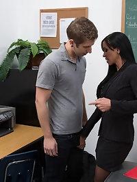 Jewels Jade & Danny Wylde in My First Sex Teacher