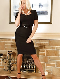 Michelle Thorne - Fireplace frolic...
