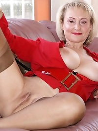Granny is feeling lusty