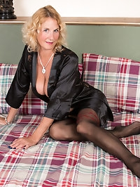 UK Granny Molly Maracas wants to talk dirty to you while..