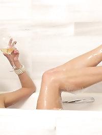 Irresistibly Hot: Russian Stripper Sucks Rock-Hard Dick