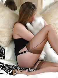 nylon playtime in bedroom