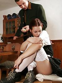 Anuschka - Maid Servant