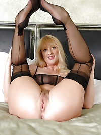 Check out Anilos Bethany Sweet as she nails her hairy..