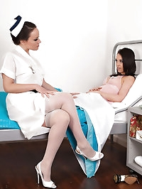 Nurse Lucy and Jess...